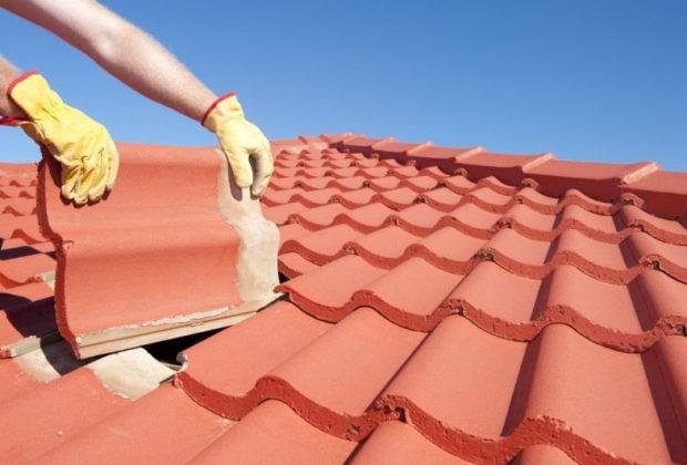 Localiser une fuite dans le toit