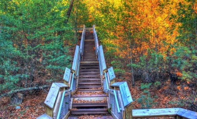 Construire des escaliers extérieurs