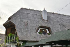 maison en paille