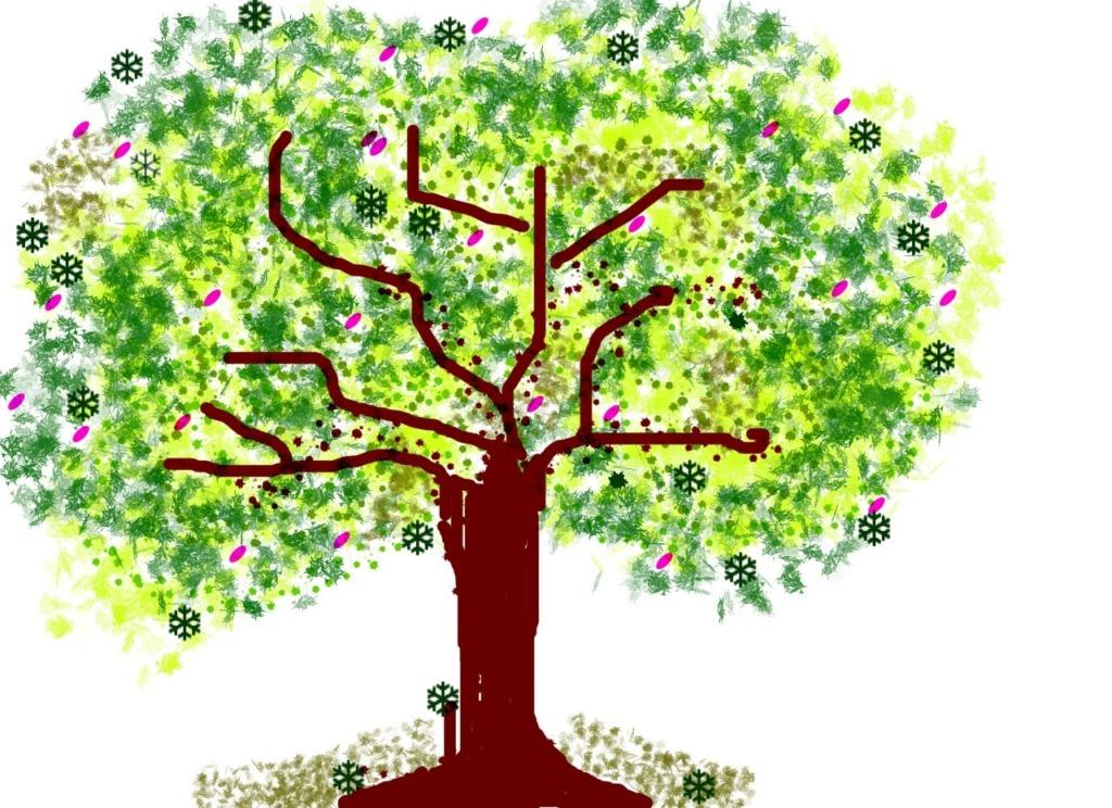 Dessin arbre