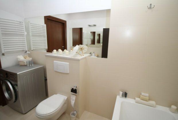 Installation de toilette