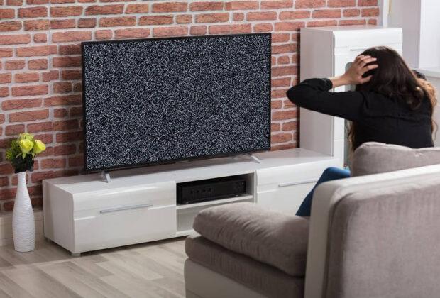 Problèmes télévision