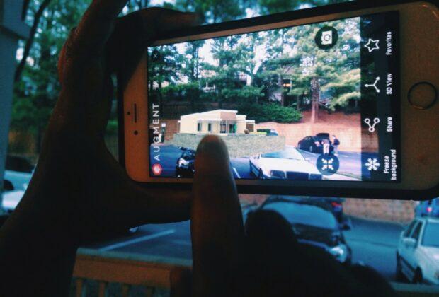 Visite virtuelle de maison
