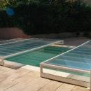 abris de piscine plat safir