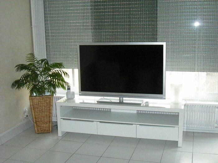 Télévision, Salon, Appartement
