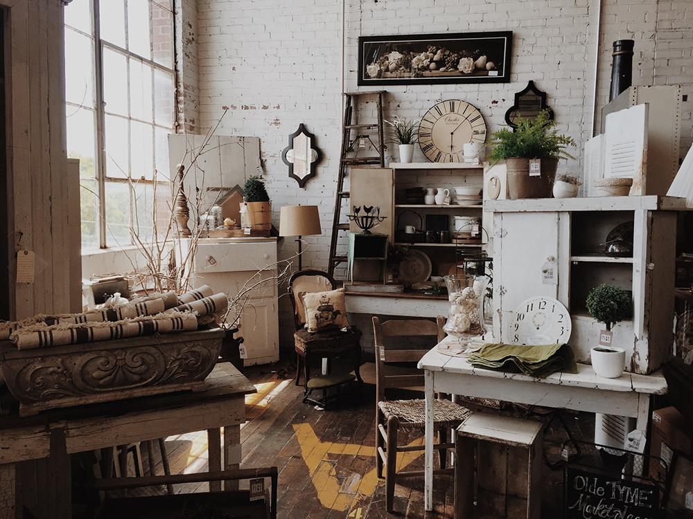 appartement vintage