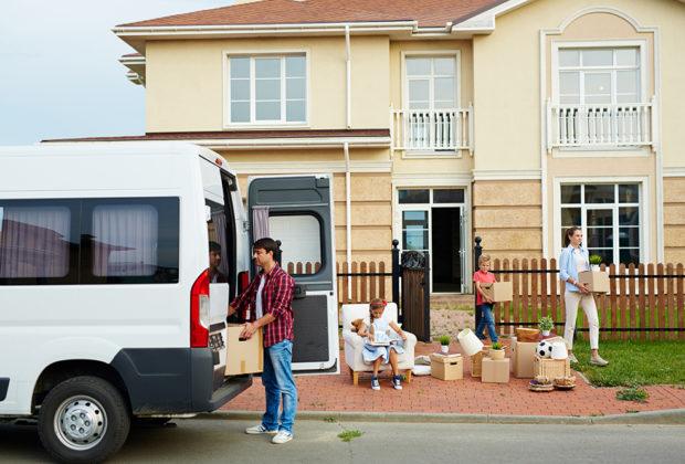 budget pour déménager
