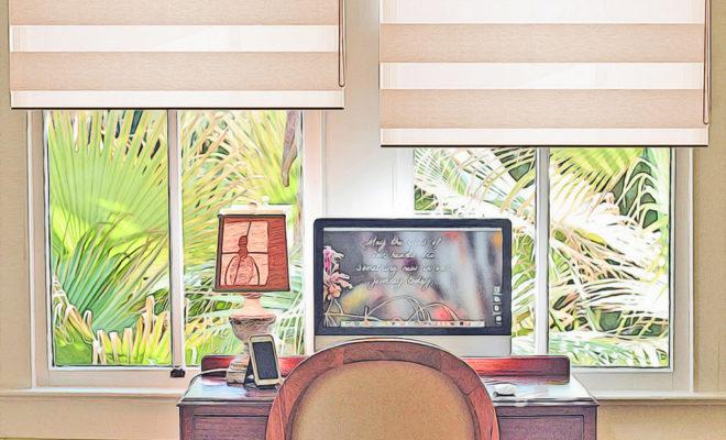 bureau parfait maison