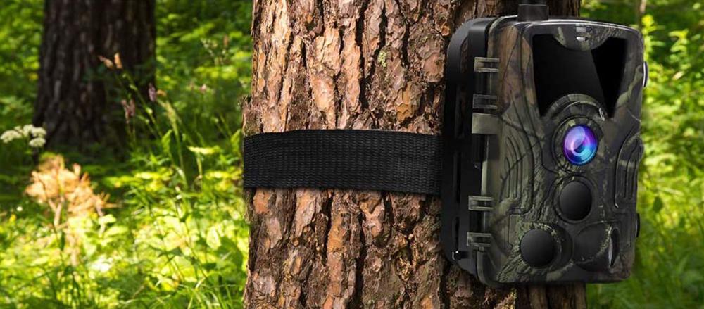 caméra de chasse Suntek