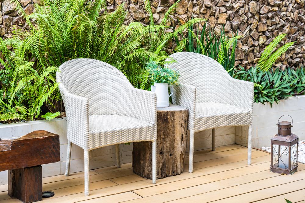 Choisir le mobilier extérieur