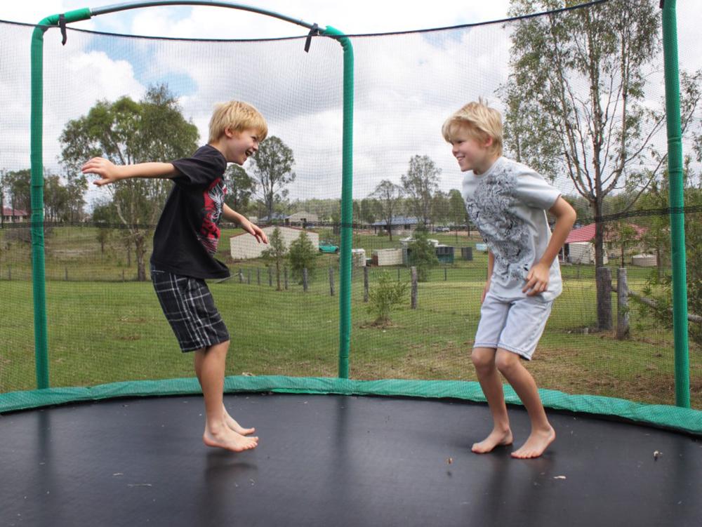choisir un trampoline