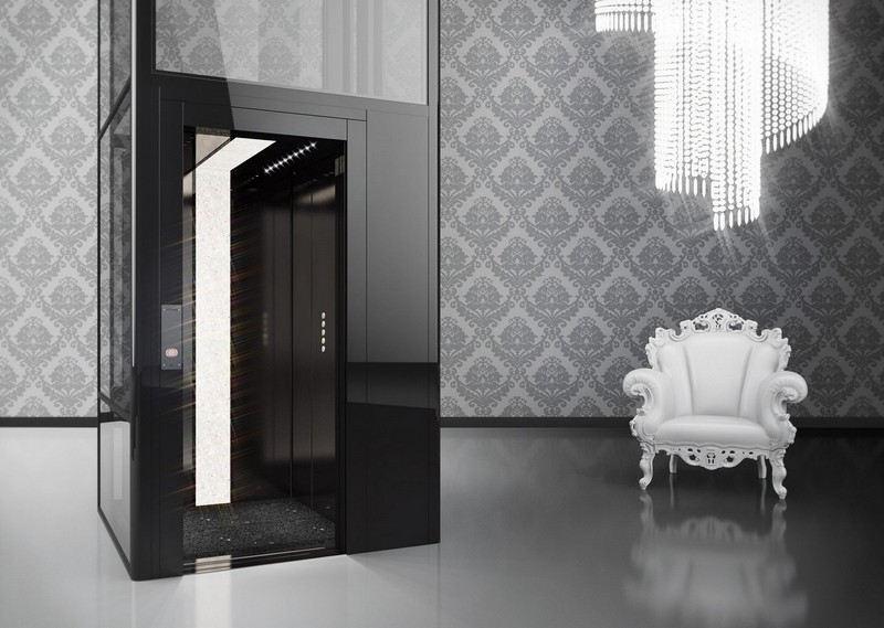 Choix d'un type d'ascenseur