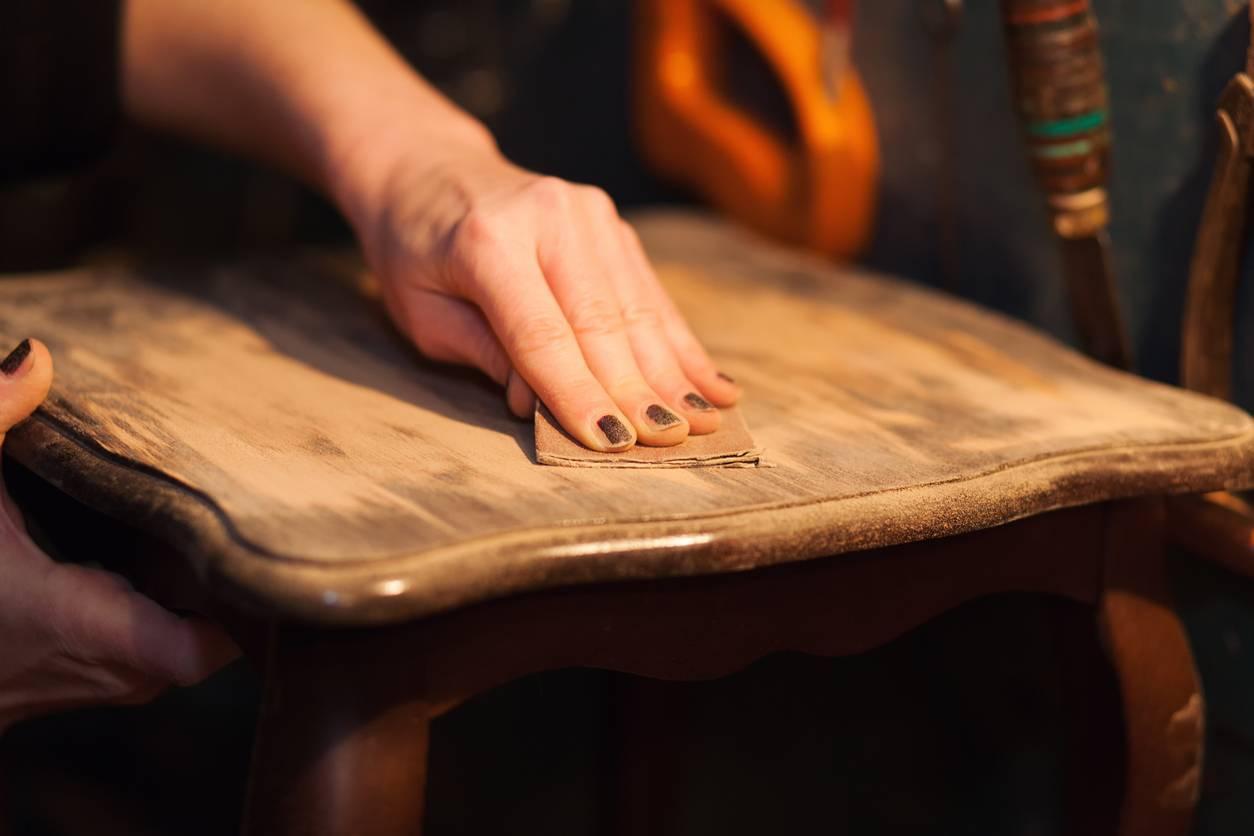 Décapage bois restaurer meuble mobilier
