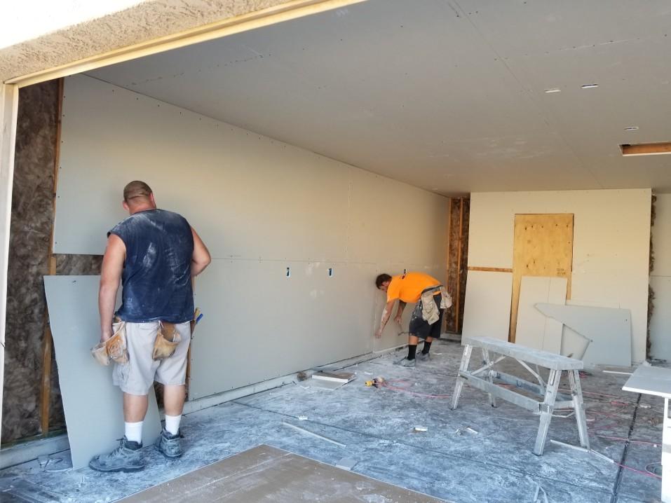 construire un garage