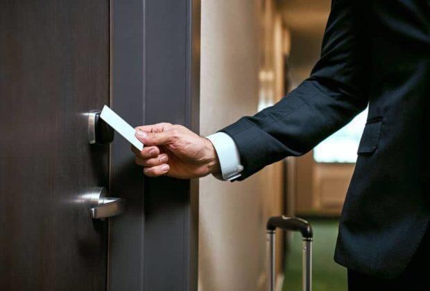 controle d'accès professionnel