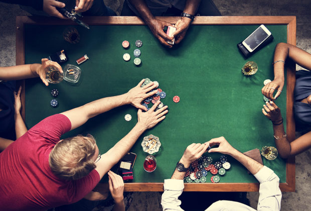 créer une salle de poker