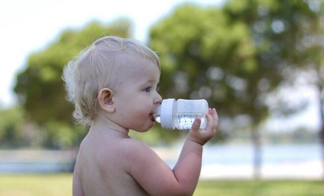 eau pour bebe