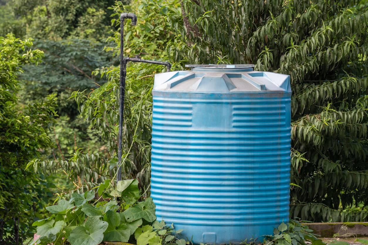 réservoir eau vessie