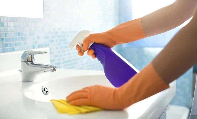 Entretien de la maison : ménage
