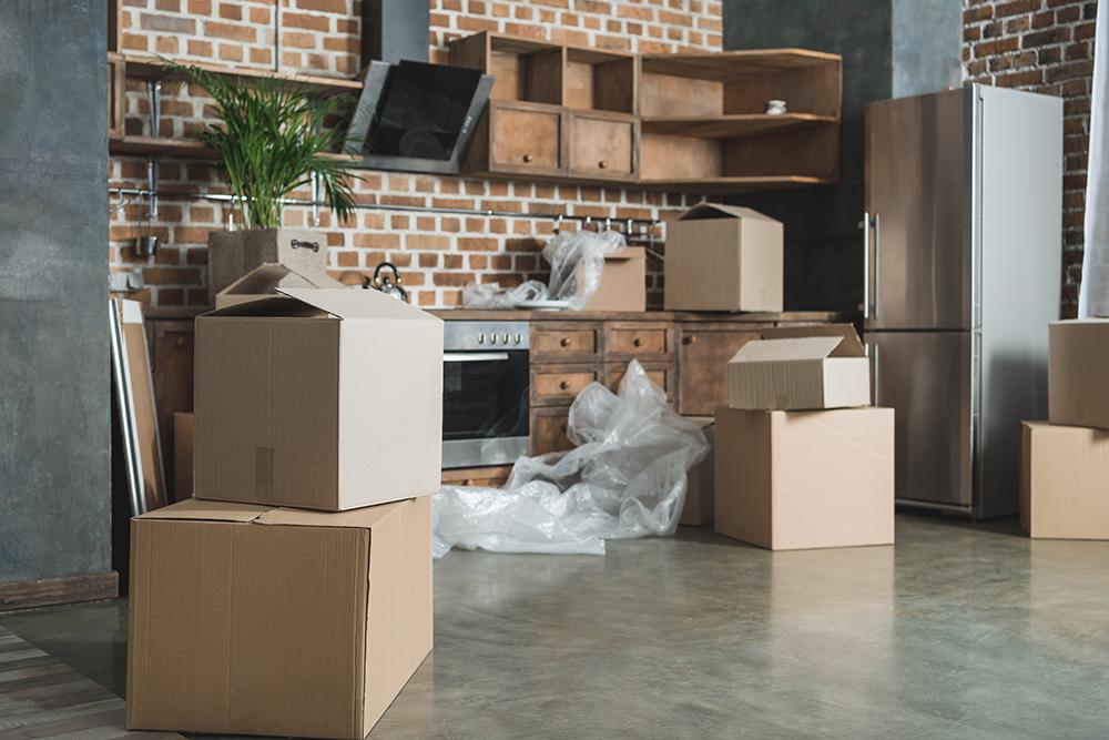 équipement de déménagement