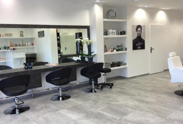 fauteuil de coiffure design