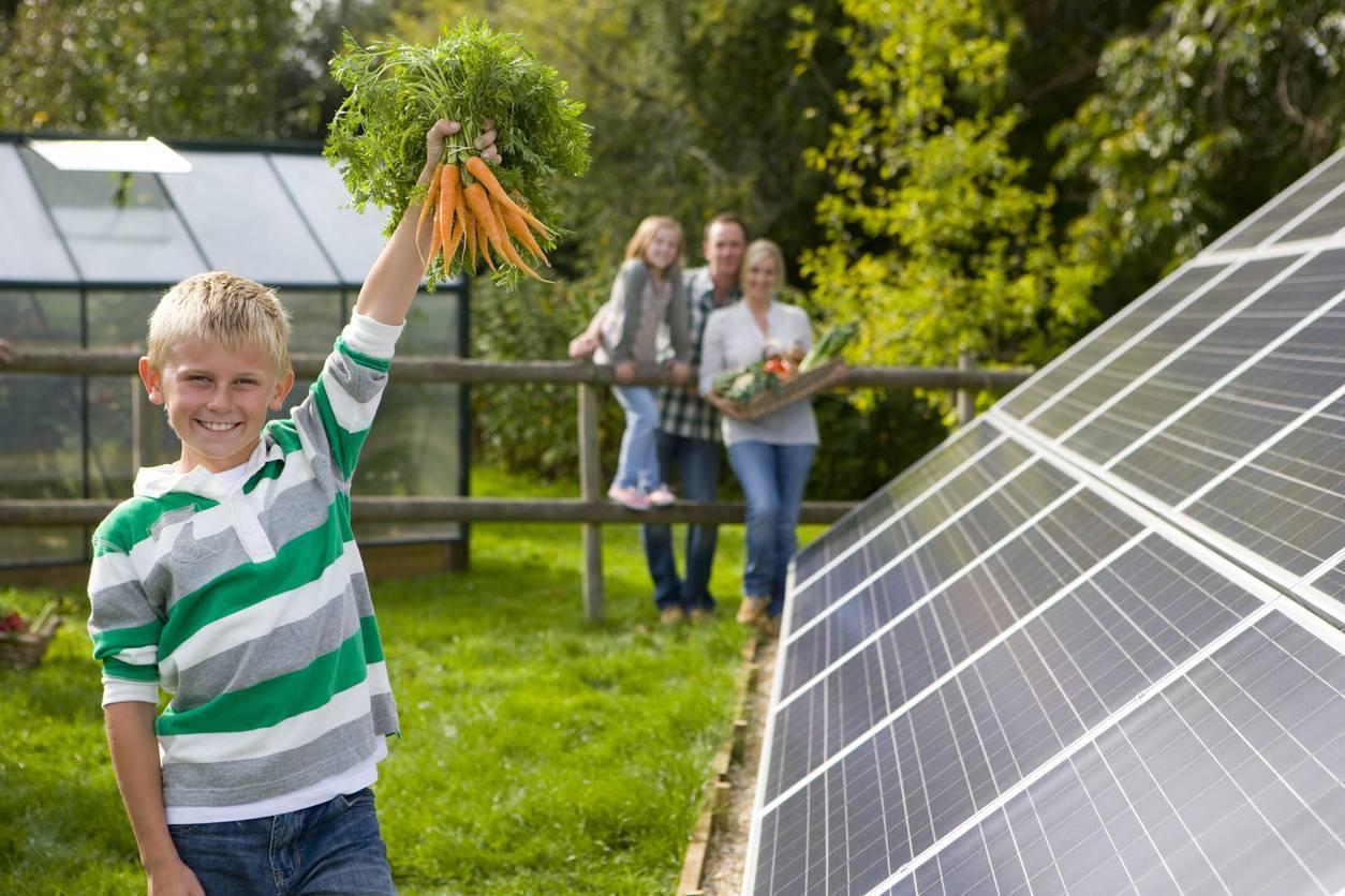 kit solaire à poser soi-même