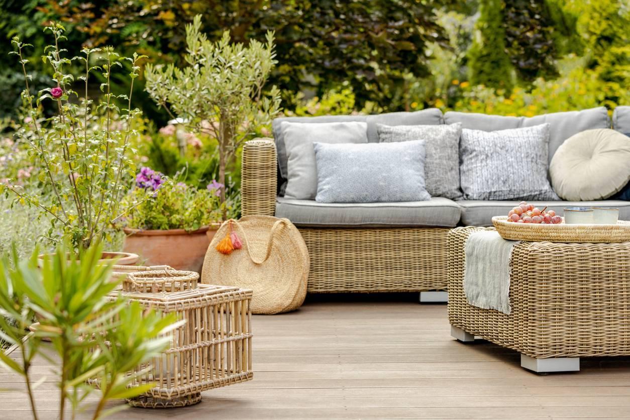 acheter des meubles de jardin pas chers