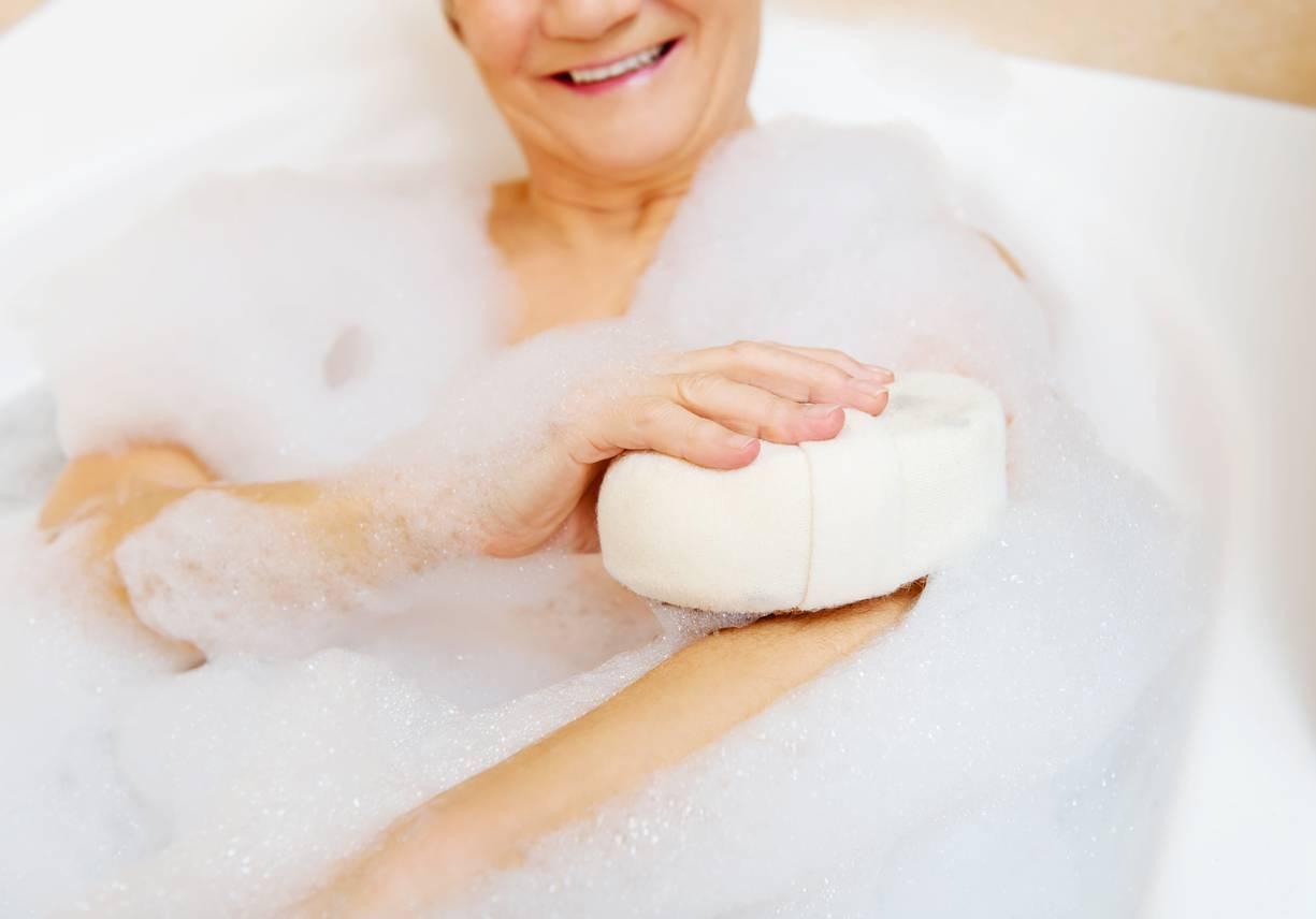 Rénovation de salle de bain seniors