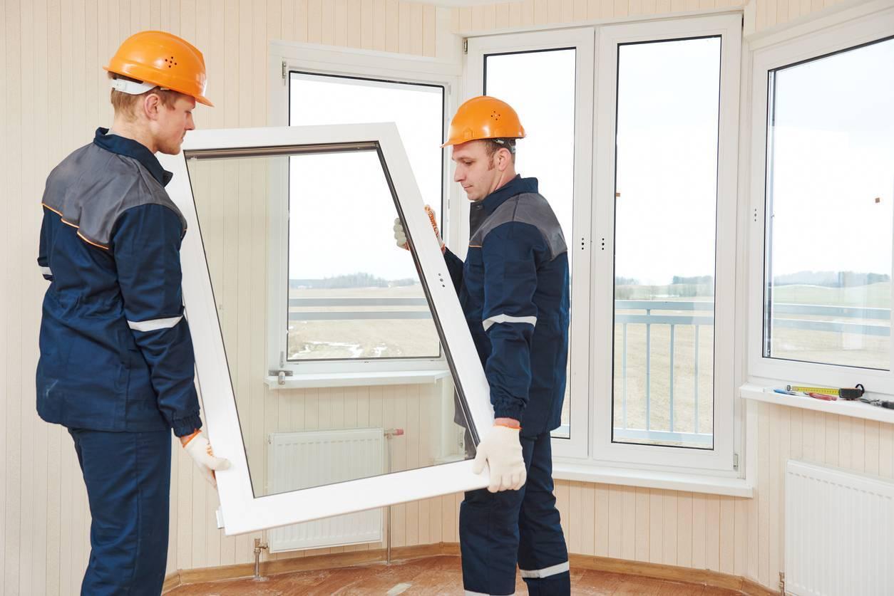 réparation remplacement double vitrage