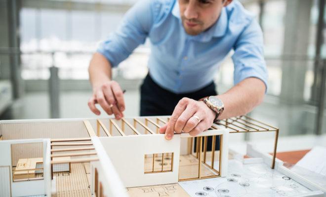 impression 3d architecture