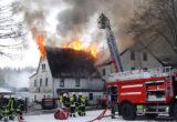 incendie maison