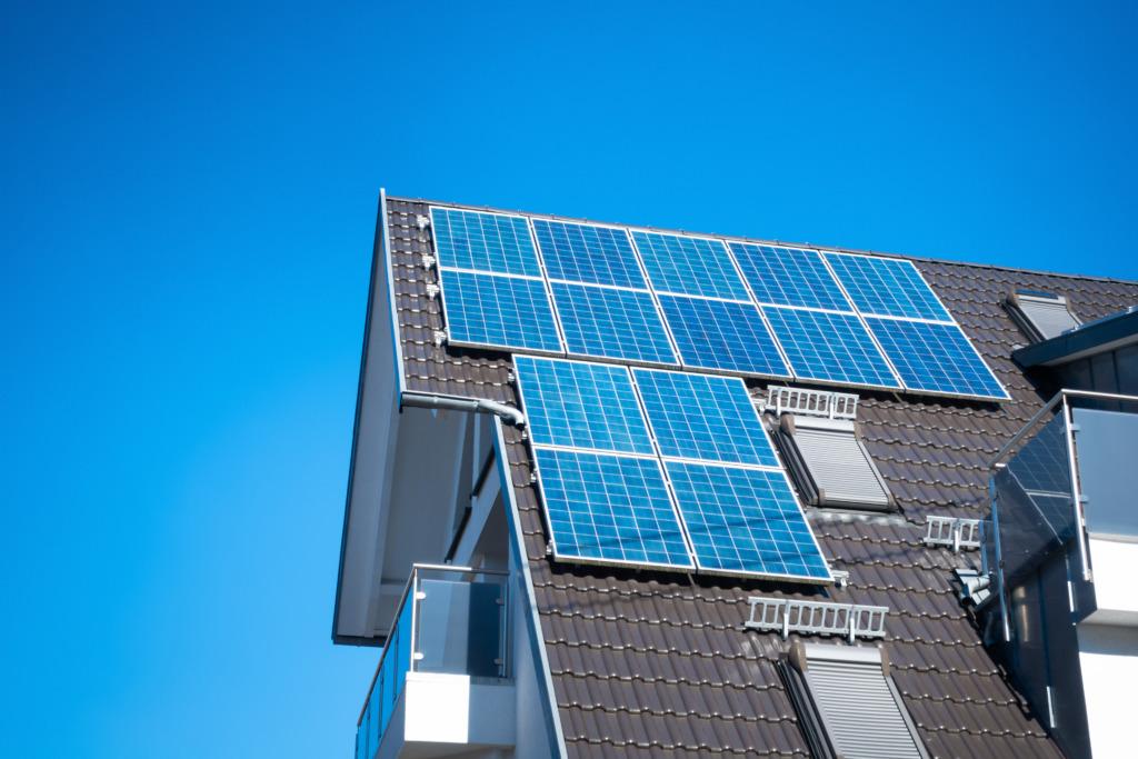 installer un capteur solaire