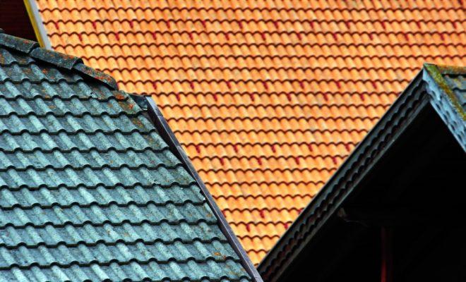 isolation de la toiture par l'extérieur