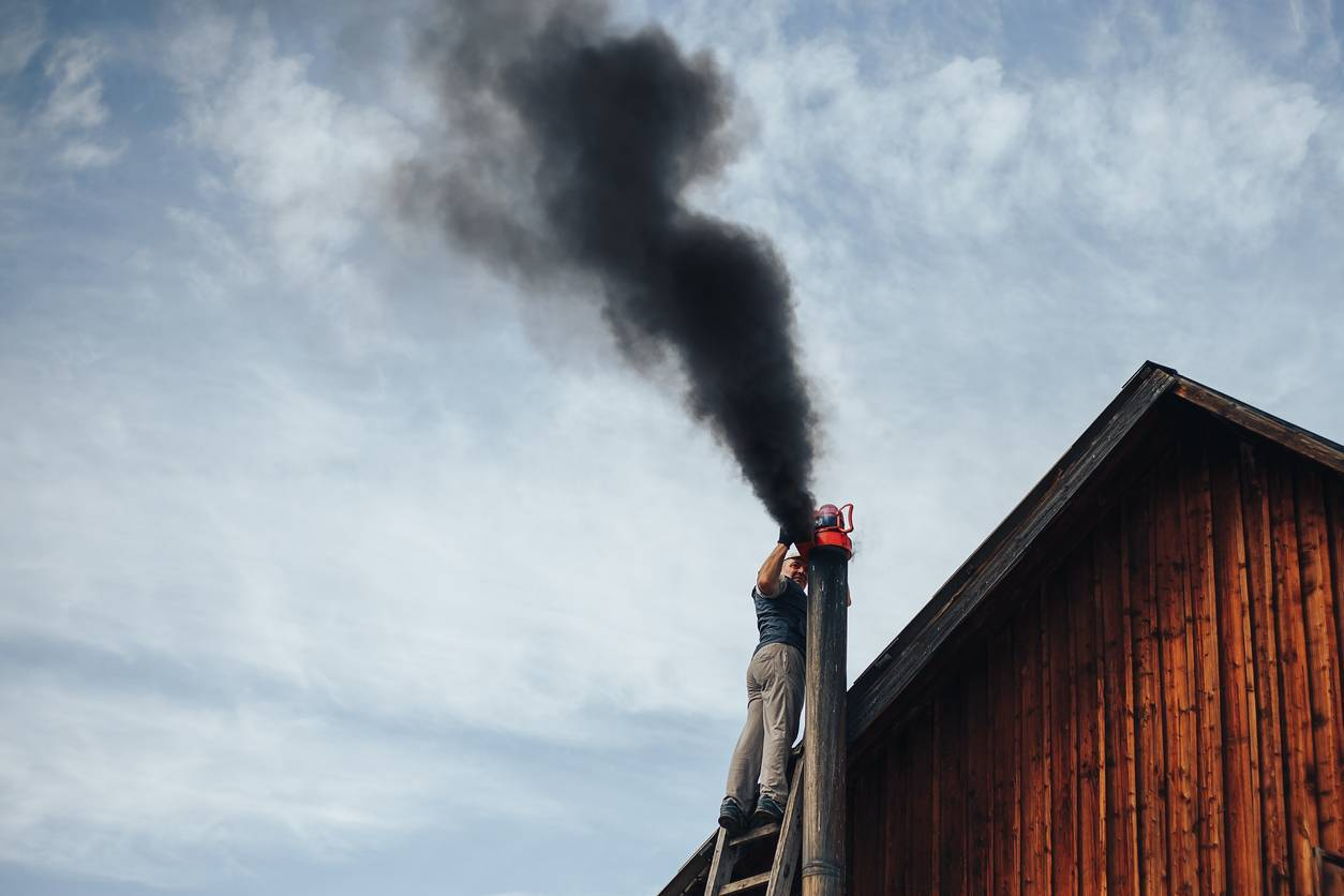 faire ramoner sa cheminée
