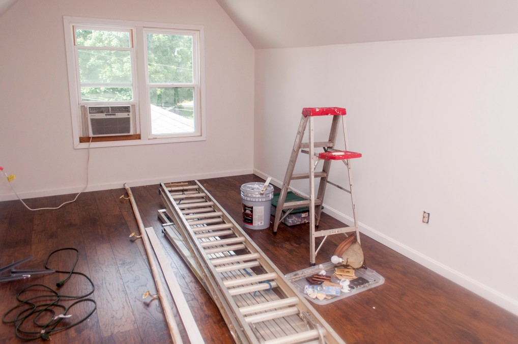 projet extension de maison