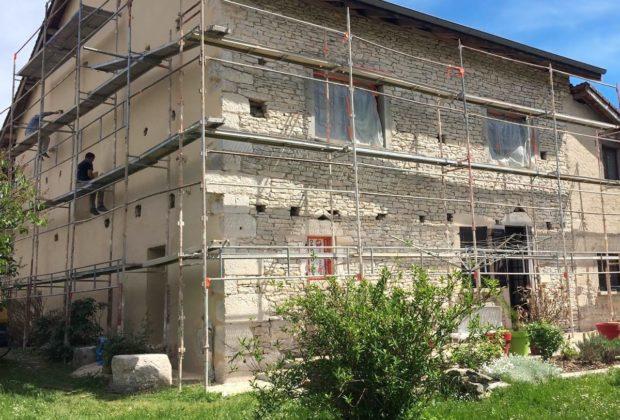 rénover façade