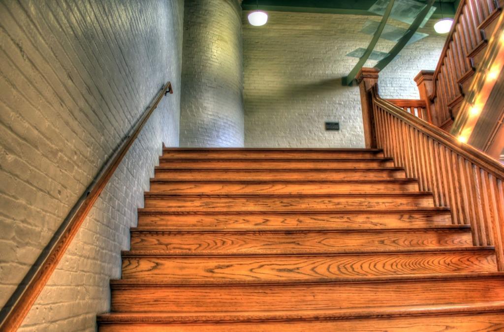 rampe escalier intérieur