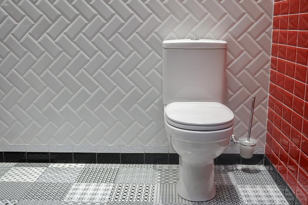 salle de bain faience