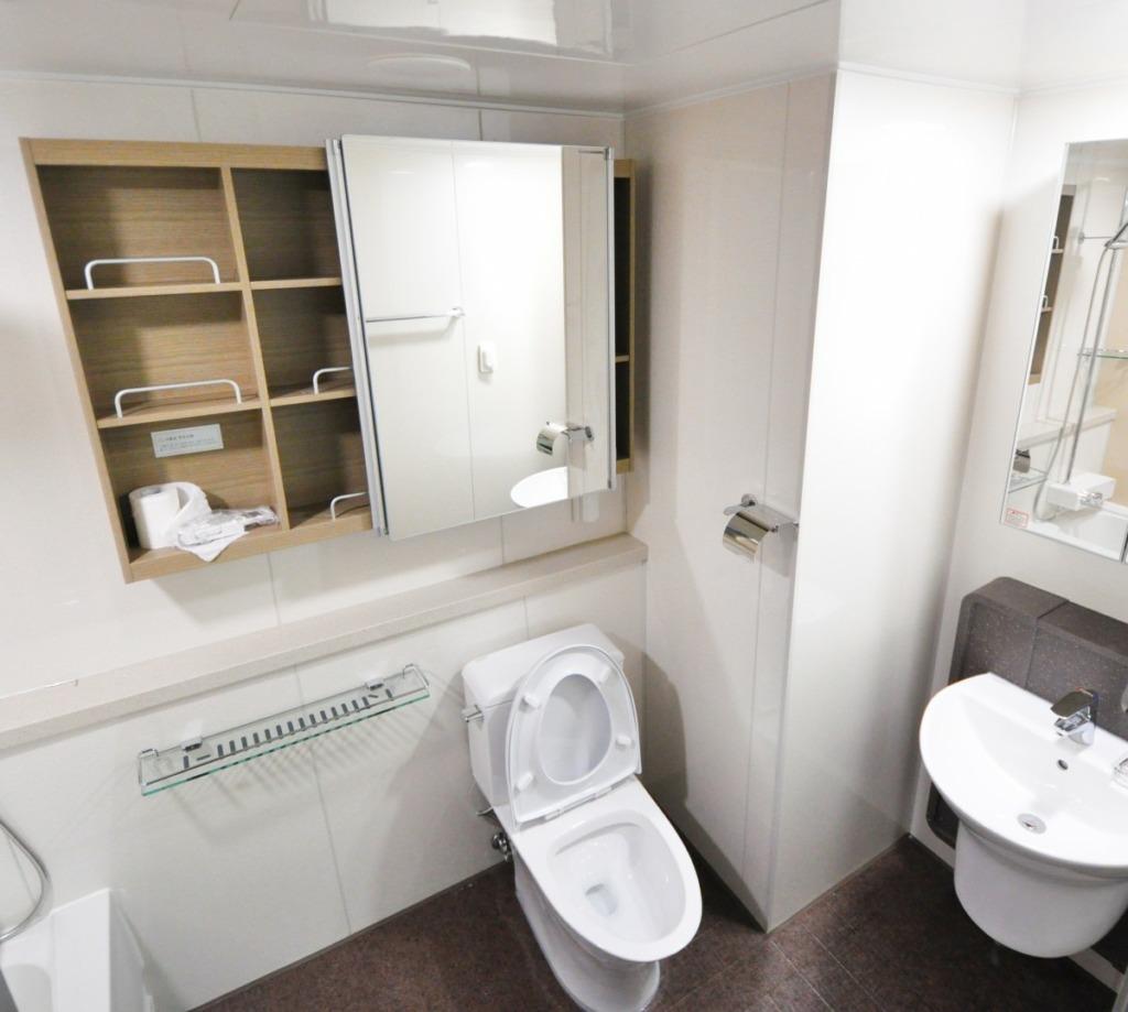 toilette japonais