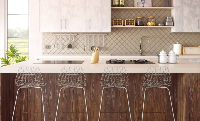 une cuisine blanche en 2021