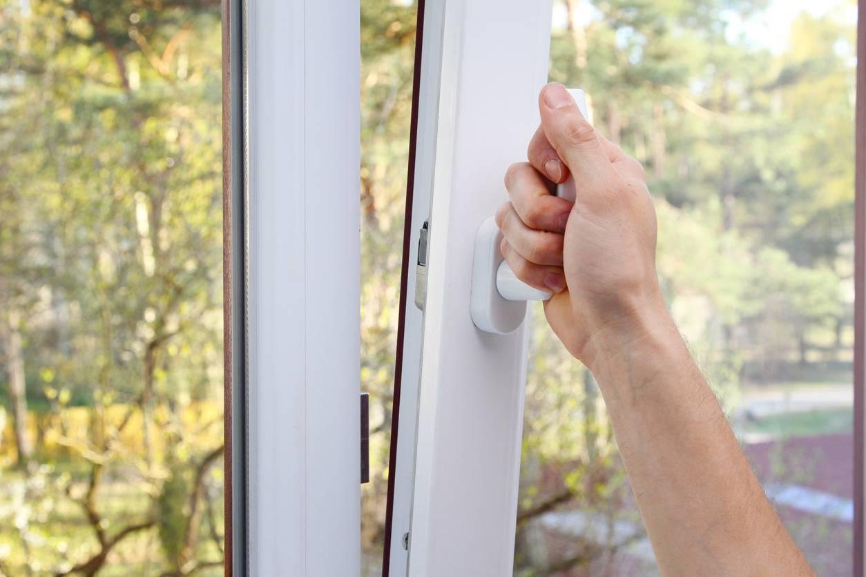 isolation fenêtres PVC
